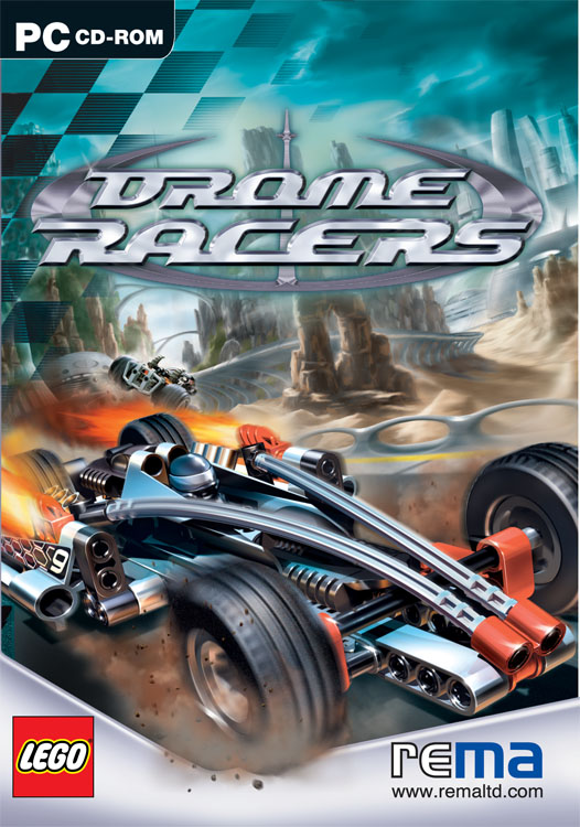 Drome Racers (Video Game)