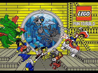 LEGO Fun to Build