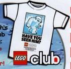 LEGO Club Meeting Shirt October 2010