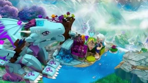 The Water Dragon Adventure - LEGO Elves - 41172 - Product Animation