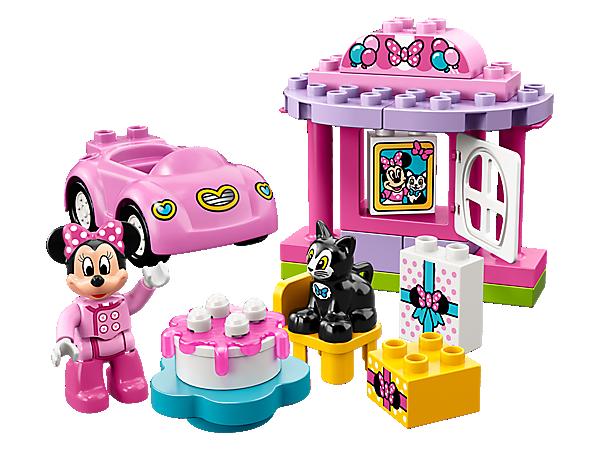 10873 La fête d'anniversaire de Minnie
