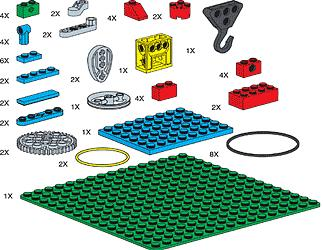 970669 Special Elements for Simple Machines Set