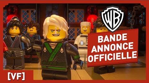 LEGO NINJAGO, Le Film - Bande Annonce Officielle 2 (VF)