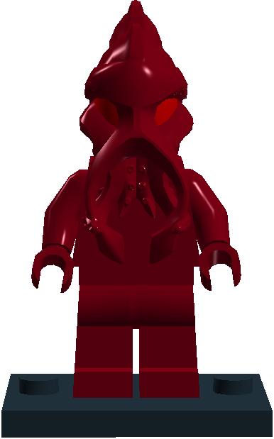 012 Squid Warrior