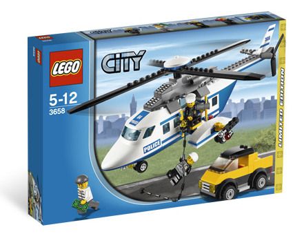 3658 Helicopter Pursuit