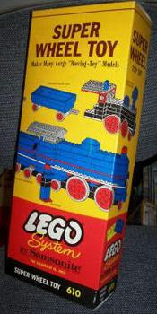 610 Super Wheel Toy Set (US)