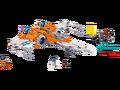 75273 Le chasseur X-wing de Poe Dameron