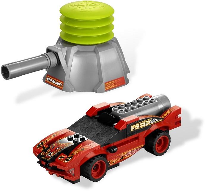 Drachen Rennwagen 8227