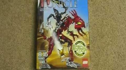 Bionicle Review Fero And Skirmix