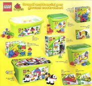 Catalogo prodotti LEGO® per il 2009 (seconda metà) - Pagina 04