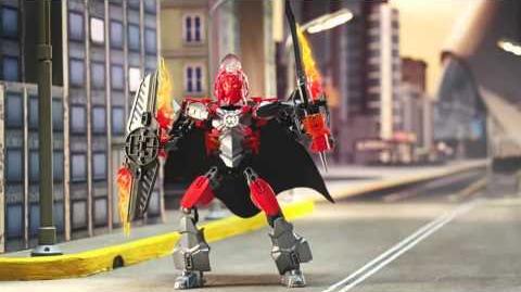 LEGO® Hero Factory - Furno vs
