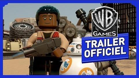 LEGO Star Wars Le Réveil de la Force - Finn - Bande Annonce Trailer