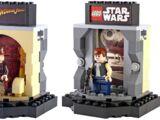 Han Solo/Indiana Jones Transformation Chamber