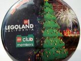 Pin37 LEGOLAND California Holiday 2005