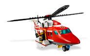 7206 L'hélicoptère des pompiers 4