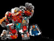 76194 L'armure sakaarienne d'Iron Man de Tony Stark 2