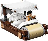 Flintstones Car
