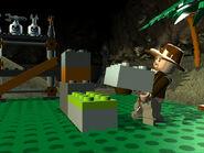 LEGO Indiana Jones 2 L'aventure continue PS3 1