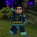 Robin (Combinaison sphère)-Batman 3
