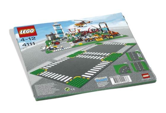 4111 Cross Road Plate