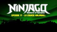 La course ninjaball