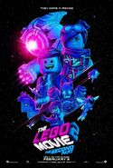 The LEGO Movie 2 Poster 3D