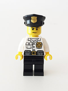 Astor City Police Man