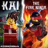Vignette Ninjago Movie 8
