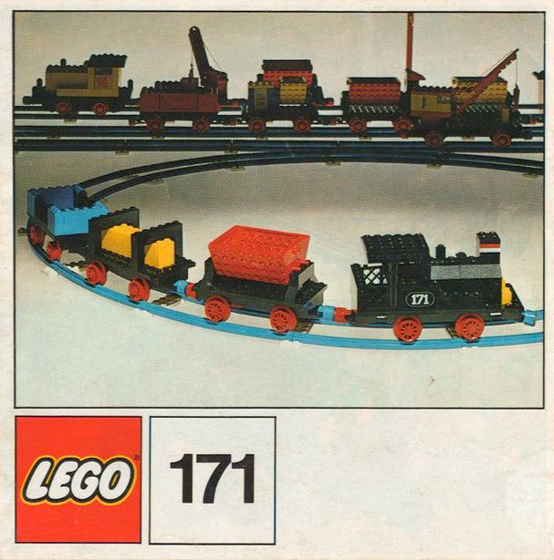 171 Train Set without Motor