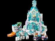 41148 Le palais des glaces magique d'Elsa