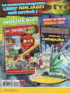 LEGO Ninjago 8 Encart