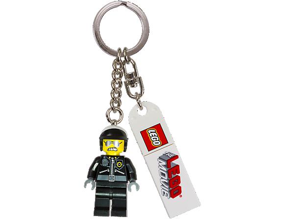 850896 Porte-clés Méchant Flic