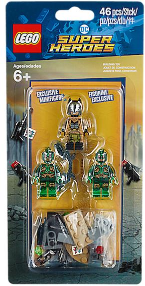 853744 Knightmare Batman Accessory Set