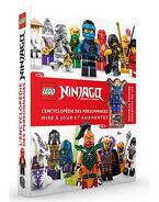 LEGO Ninjago L'encyclopédie des personnages mise à jour et augmentée