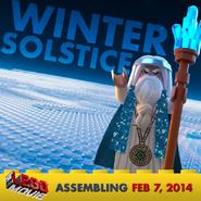 The LEGO Movie-Winter Solstice