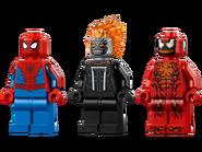 76173 Spider-Man et Ghost Rider contre Carnage 5