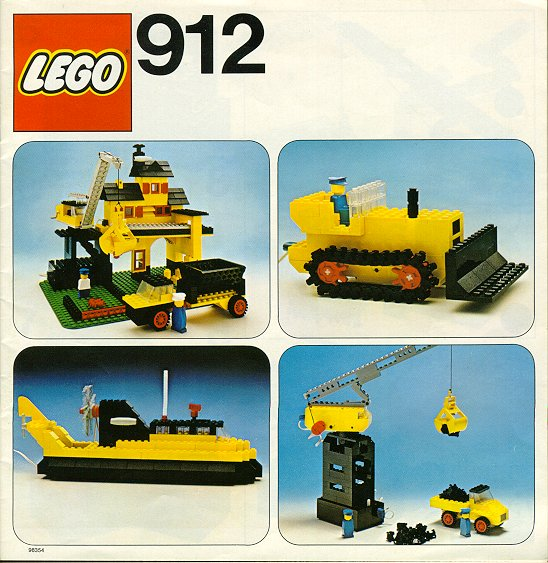 912 Universal Building Set