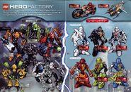 LEGO Hero Factory CBB 2010