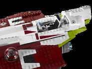 10215 Obi-Wan's Jedi Starfighter 5