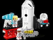 10944 La mission de la navette spatiale 2