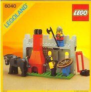 6040 Blacksmith Shop