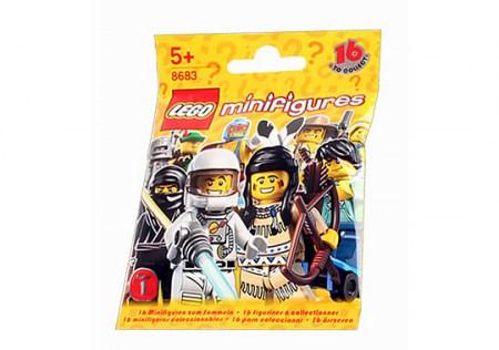 8683 Minifigures Series 1