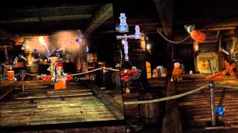 LEGO Pirates of the Caribbean The Video Game - On Stranger Tides Trailer
