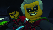 Acronix and Krux (Ninjago)