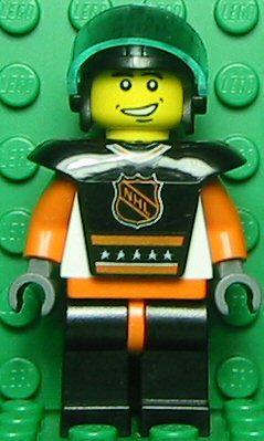 Hockey Player 3