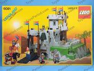 Kings mountain fortress box
