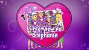 L'interview de Stéphanie