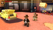LEGO Indiana Jones 2 L'aventure continue PSP 2
