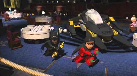Lego Batman 2 Trailer subtitulado español