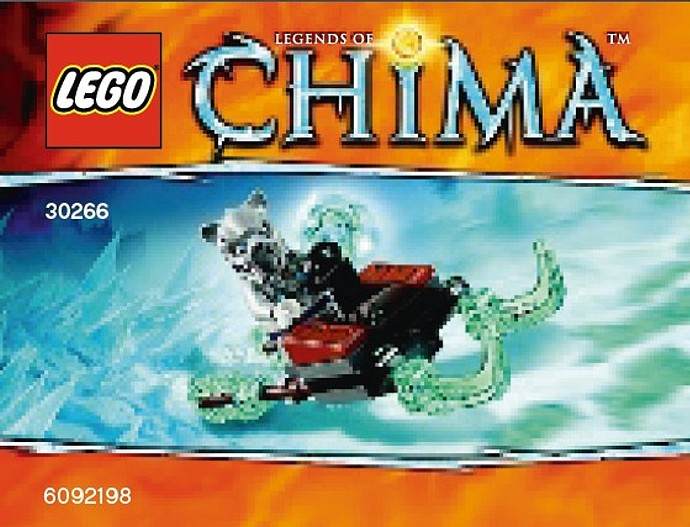 30266 Sykor's Ice Cruiser